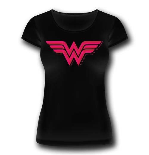 Wonder Woman Women's T-shirt Logo Classic