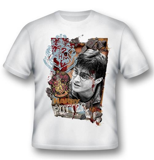 Harry Potter T-shirt Titillandus White