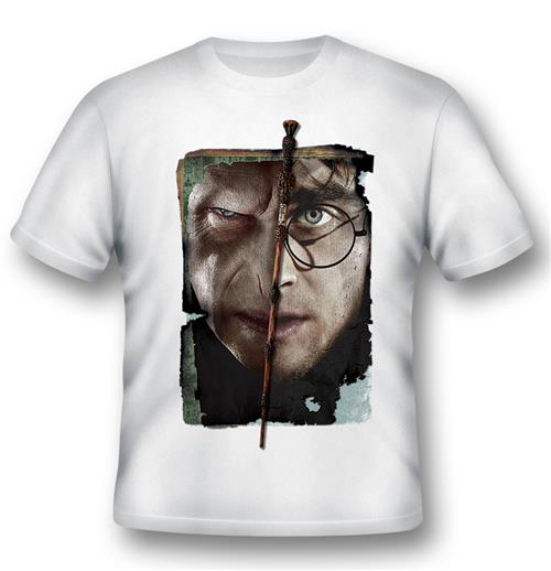 Harry Potter T-shirt Harry Vs Voldemort