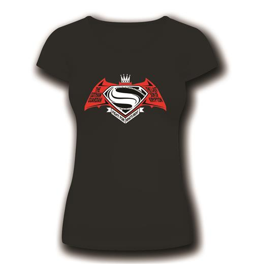 Batman vs Superman Women's T-shirt Superman Icon