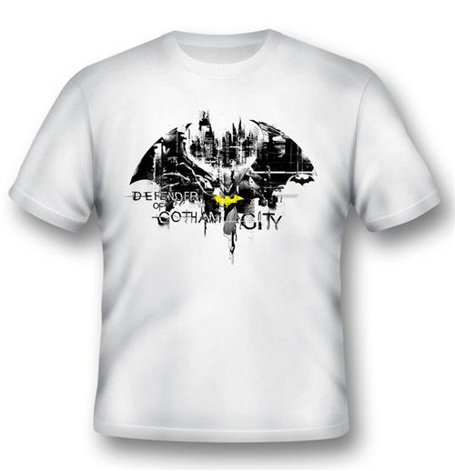 Batman T-shirt Defender Of Gotham City