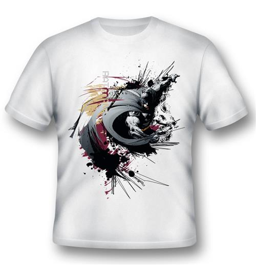 Batman T-shirt Splash