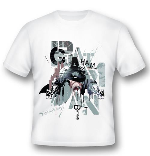 Batman T-shirt Gotham Guardian