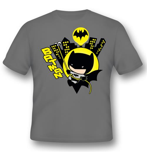 Batman T-shirt Chibi