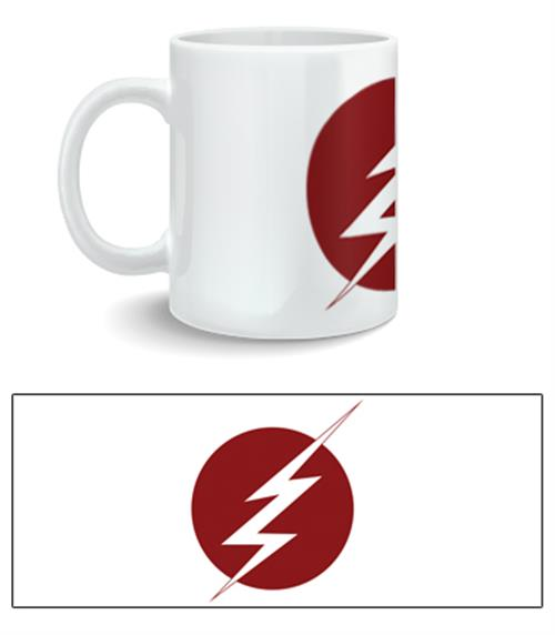 Flash Mug Lightning Logo