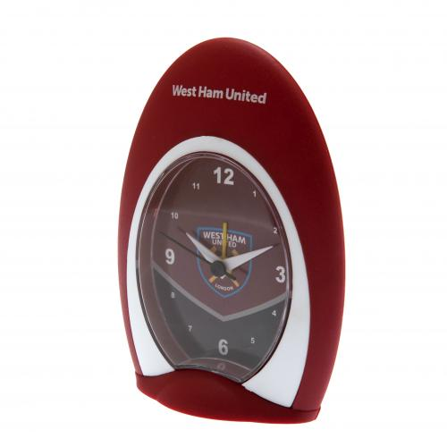 West Ham United F.C. Quartz  Alarm Clock