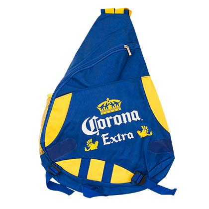 CORONA EXTRA Blue Sling Backpack