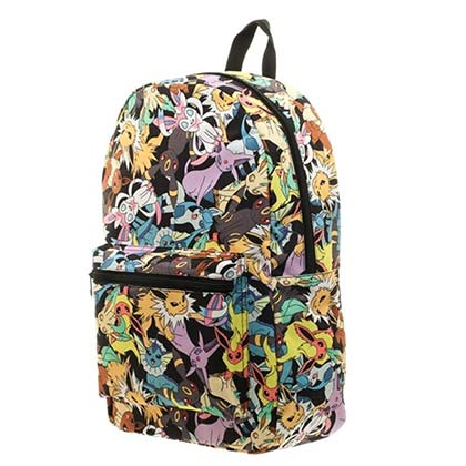 POKEMON Eevee Evolution Sublimated Backpack