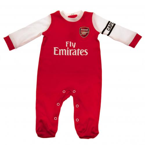 Arsenal F.C. Sleepsuit 0/3 mths CP