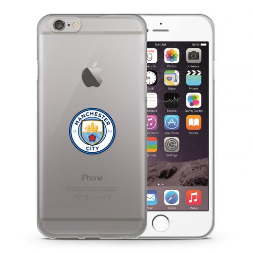 Manchester City F.C. iPhone 6 / 6S TPU Case