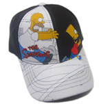The Simpsons Cap - Bart & Homer - kids