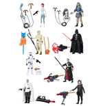 Star Wars Universe Action Figures 10 cm 2016 Wave 2 Assortment (12)