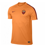 2016-2017 AS Roma Nike Training Shirt (Orange) - Kids
