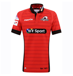 2016-2017 Edinburgh Away Pro Rugby Shirt