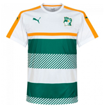 2016-2017 Ivory Coast Puma Training Jersey (White)