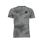 2016-2017 PSG Nike Pre-Match Training Shirt (White-Black)