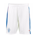 2016-2017 Rangers Home Football Shorts (White) - Kids