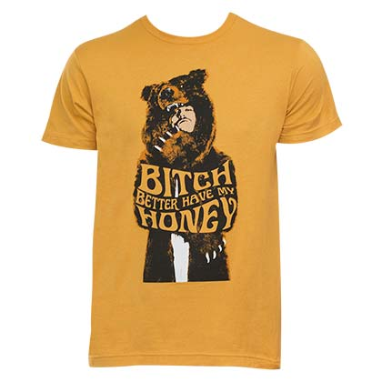 WORKAHOLICS Better Have My Honey Tee Shirt