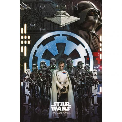Star Wars Rogue One Poster Empire 241