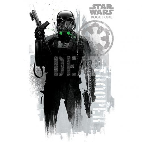 Star Wars Rogue One Poster Death Trooper 239