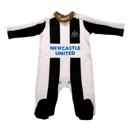 Newcastle United F.C. Sleepsuit 6/9 mths