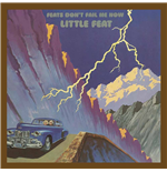 Vynil Little Feat - Feats Don't Fail Me Now