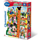 Mickey Mouse Puzzles 237257