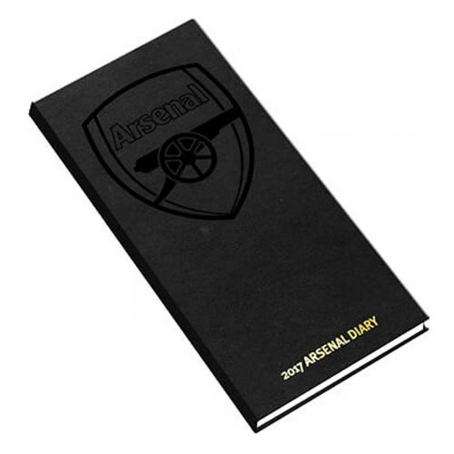 Arsenal F.C. Pocket Diary 2017