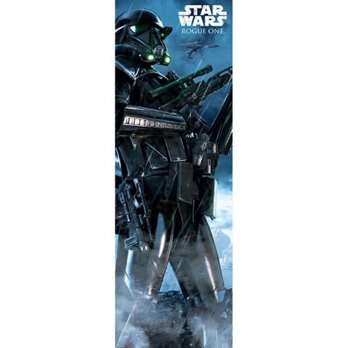 Star Wars Rogue One Door Poster Death Trooper 302