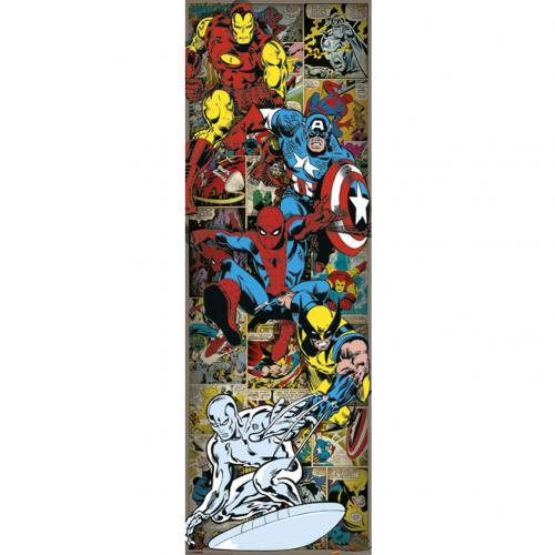 Marvel Comics Door Poster 308