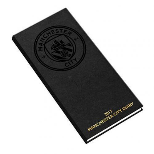Manchester City F.C. Pocket Diary 2017