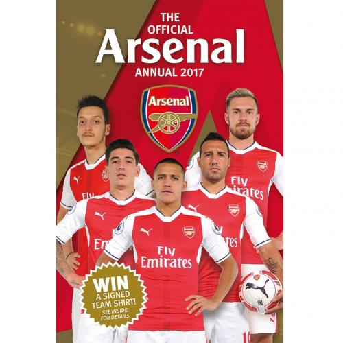 Arsenal F.C. Annual 2017