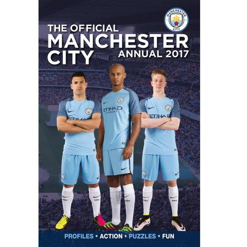 Manchester City F.C. Annual 2017