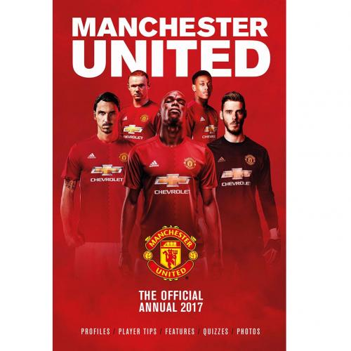 Manchester United F.C. Annual 2017