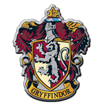 Harry Potter Fridge Magnets Gryffindor Crest 5 cm Case (24)