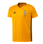 2016-2017 Juventus Adidas Training Shirt (Gold) - Kids