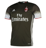 2016-2017 AC Milan Adidas Third Shirt (Kids)