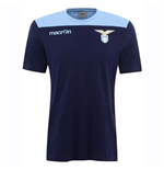 2016-2017 Lazio Cotton T-Shirt (Navy)