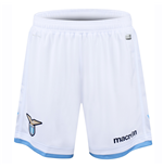 2016-2017 Lazio Macron Third Shorts (White)