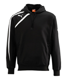 Puma Spirit Hooded Top (black) - Kids