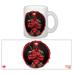 Marvel Comics Mug Deadpool The Merc