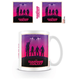 Guardians of the Galaxy Mug Ship