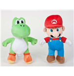 Super Mario Plush Figures 25 cm Assortment (12)