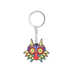 The Legend of Zelda Rubber Keychain Majora's Mask 7 cm