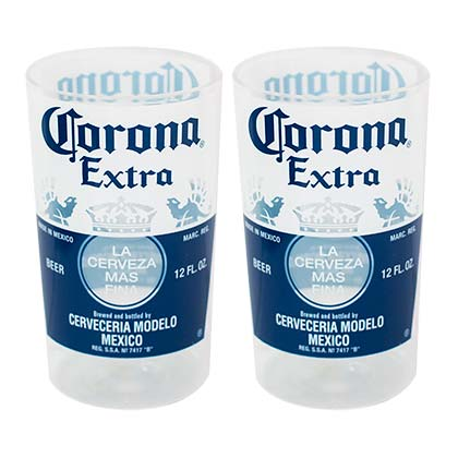 CORONA EXTRA Replica Bottle Cup Set