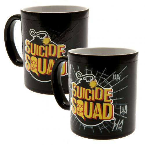 Suicide Squad Heat Changing Mug