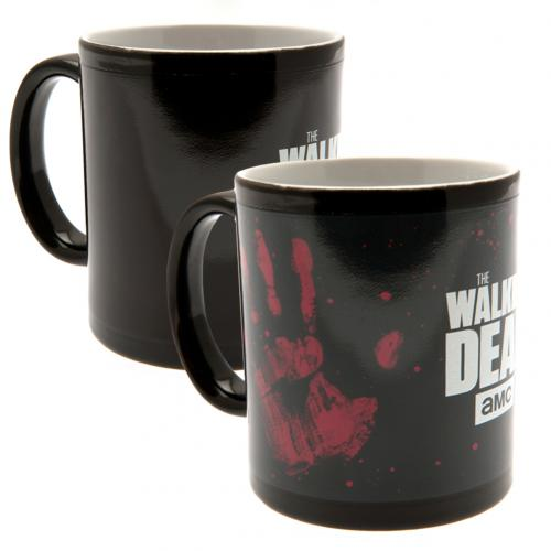 The Walking Dead Heat Changing Mug