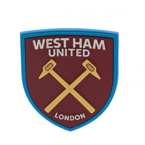 West Ham United F.C. 3D Fridge Magnet