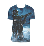 Star Wars Rogue One T-shirt Death Pose