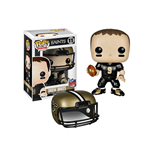 NFL POP! Football Vinyl Figure Drew Brees (Saints) 9 cm